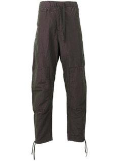 свободные блестящие брюки  Stone Island Shadow Project