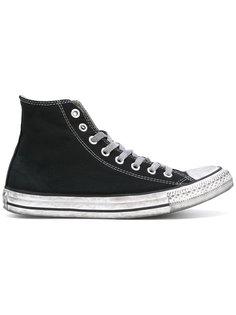 высокие кеды на шнуровке Converse