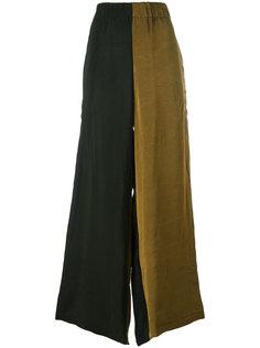 брюки палаццо Taonga Uma Wang