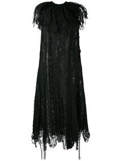 кружевное платье  Sara Lanzi