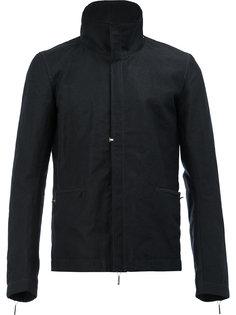 джинсовая куртка с высоким воротником Taichi Murakami