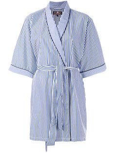 полосатый халат-кимоно Otis Batterbee
