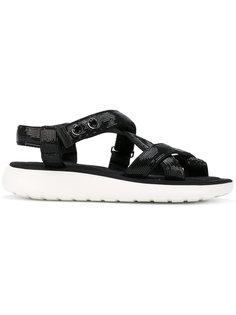 сандалии с пайетками Marc Jacobs
