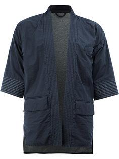 куртка в стиле кимоно Wooster + Lardini