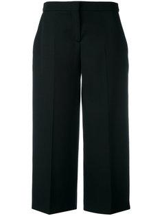 брюки-юбка с завышенной талией  Alexander McQueen
