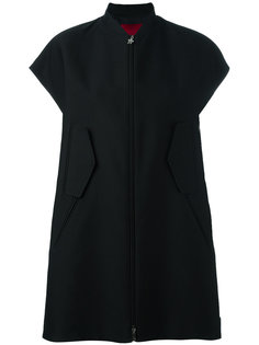 свободная куртка без рукавов Moncler Gamme Rouge