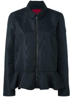куртка с баской Moncler Gamme Rouge