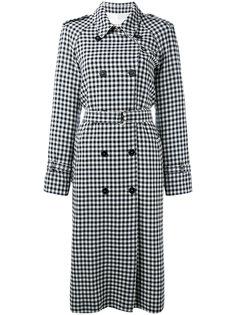 пальто в клетку Sonia Rykiel