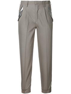 узкие брюки  Kolor