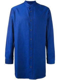 пижамная рубашка с узором елочкой Otis Batterbee