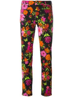 укороченные джинсы с цветочным принтом The Seafarer