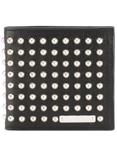 кошелек с заклепками Alexander McQueen
