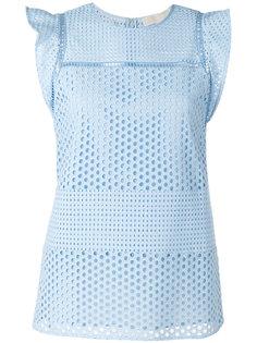 ажурная блузка Michael Michael Kors