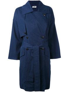 двубортное пальто Sonia By Sonia Rykiel