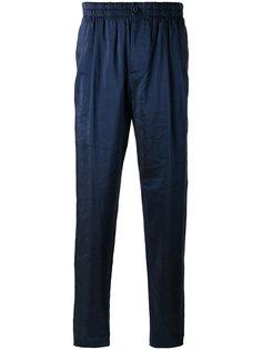 эластичные брюки Giorgio Armani