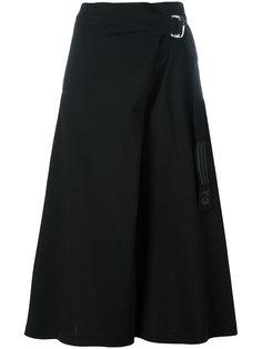 юбка с запахом  Y-3