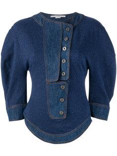 рубашка в стиле корсета Stella McCartney