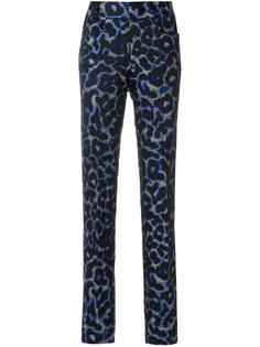 animal print trousers Tufi Duek