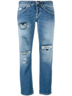 джинсы Segolene с рваными деталями Dondup