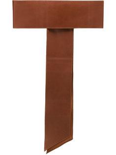 tie fastening belt Tufi Duek