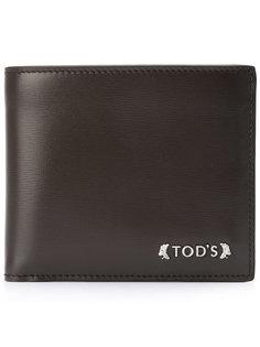 кошелек с логотипом  Tods Tod`S