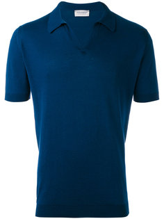 рубашка-поло Noah John Smedley
