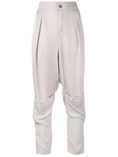 брюки карго с заниженной шаговой линией Tom Ford