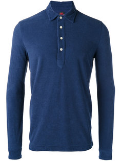 махровая рубашка-поло Mp  Massimo Piombo