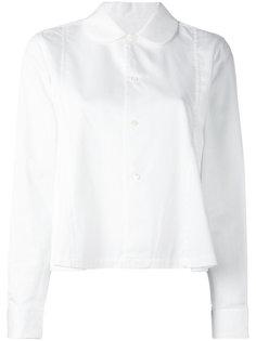 рубашка с закругленным воротником Comme Des Garçons Comme Des Garçons
