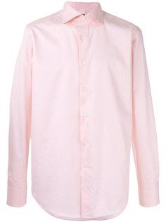 рубашка в полоску  Canali