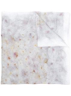 платок с цветочным принтом Faliero Sarti