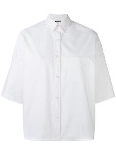 рубашка с укороченными рукавами R13