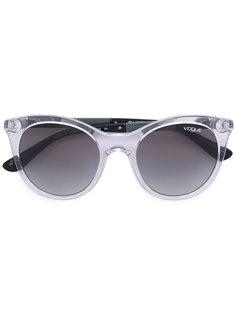 солнцезащитные очки в круглой оправе Vogue Eyewear