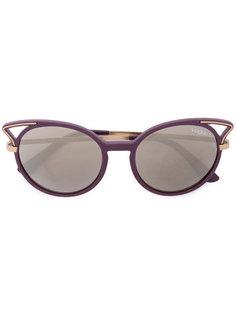 солнцезащитные очки в оправе кошачий глаз Vogue Eyewear