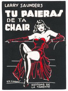 клатч-книга Tu Paieras De Ta Chair Olympia Le-Tan