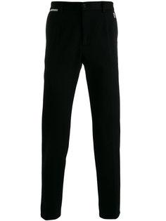 брюки с контрастной окантовкой Dolce & Gabbana