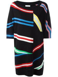 вязаное платье Barrie