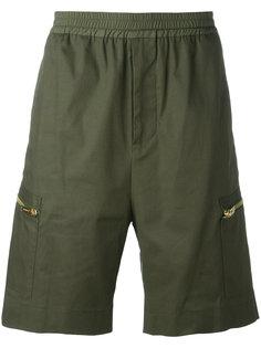 шорты с эластичным поясом Les Hommes
