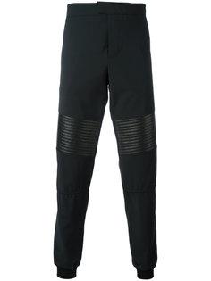 брюки на манжетах  Les Hommes