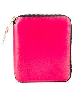 кошелек с неоновыми панелями Comme Des Garçons Wallet