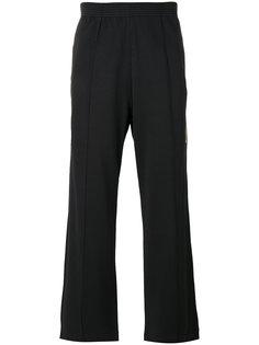 спортивные брюки с боковой полоской Givenchy