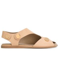 сандалии на плоской подошве Stella McCartney