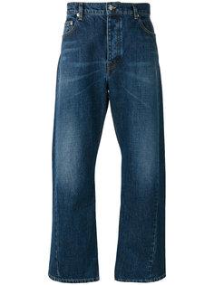 широкие джинсы Kenzo