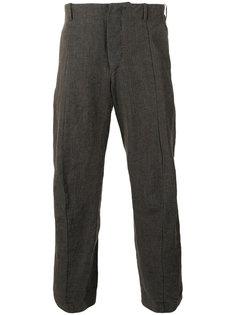 укороченные брюки Forme Dexpression