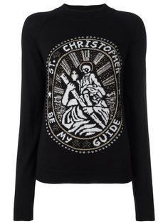 толстовка Saint Christopher Christopher Kane
