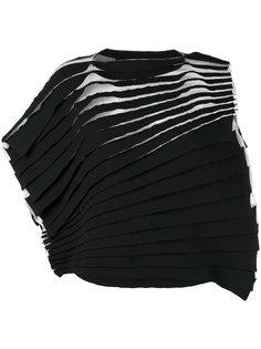 ярусная футболка  Junya Watanabe Comme Des Garçons