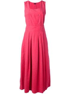 расклешенное платье  Joseph