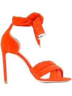 туфли с завязками на щиколотке Nicholas Kirkwood