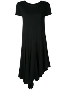 асимметричное платье  Maison Mihara Yasuhiro