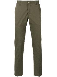 брюки-чинос кроя слим  Moncler